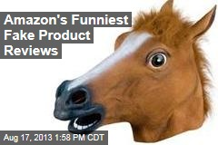 Amazon's Funniest Fake Product Reviews