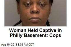 Special-Needs Woman Held Captive in Philly Basement