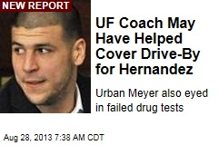 UF Coach May Have Helped Cover Drive-By for Hernandez