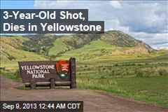 Girl, 3, Shot Dead in Yellowstone