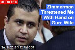 George Zimmerman in Custody After Gun Incident