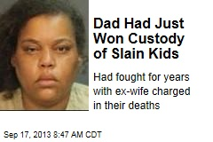 Dad Had Just Won Custody of Slain Kids