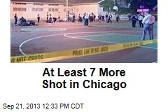 At Least 7 More Shot in Chicago