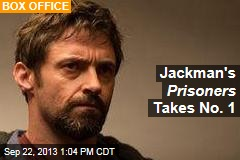 Jackman's Prisoners Takes No. 1