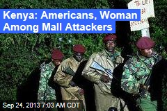 Kenya: Americans, 1 Brit Among Mall Attackers