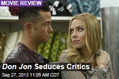 Don Jon Seduces Critics