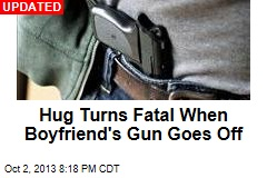Hug Turns Fatal When Teen Mistakenly Shoots Girlfriend