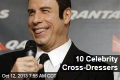 10 Celebrity Cross-Dressers