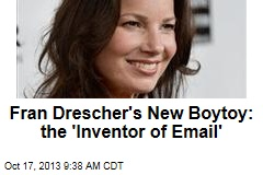 Fran Drescher's New Boytoy: the 'Inventor of Email'