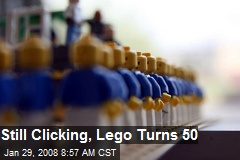 Still Clicking, Lego Turns 50