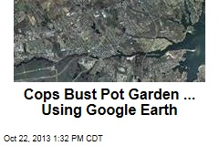 Cops Bust Pot Garden ... Using Google Earth