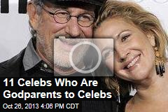 11 Celebs Who Are Godparents to Celebs
