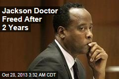 Jackson Doc Freed After 2 Years