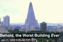 Behold, the Worst Building Ever