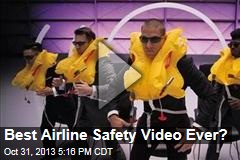 Airline Safety Videos Get a New Ringleader