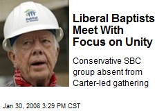 Liberal Baptists Meet With Focus on Unity