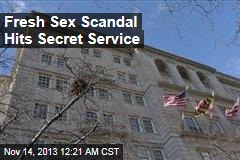 New Sex Scandal Hits Secret Service