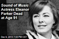 Sound of Music Actress Eleanor Parker Dead at 91
