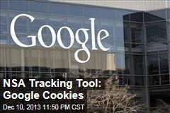 NSA Tracking Tool: Google Cookies