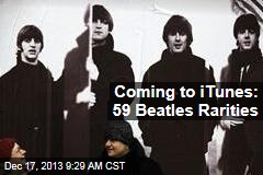 Coming to iTunes: 59 Beatles Rarities