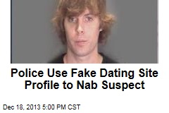 police use dating sites