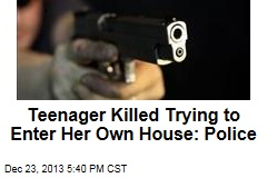 Man Kills Stepdaughter by Mistake: Police