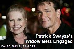 Patrick Swayze's Widow Gets Engaged