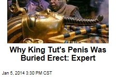 Behind King Tut's Odd Burial: Underworld God
