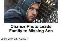 Chance Photo Leads Family to Missing Son
