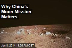 Why China's Moon Mission Matters