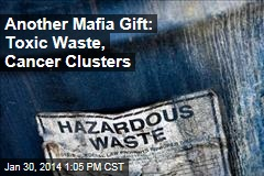 Another Mafia Gift: Toxic Waste, Cancer Clusters