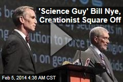 'Science Guy,' Creationist Square Off