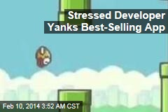 Stressed Developer Pulls Best-Selling App