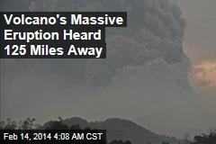 100K Flee Java Volcano