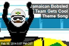 Jamaican Bobsled Team Gets Cool Theme Song