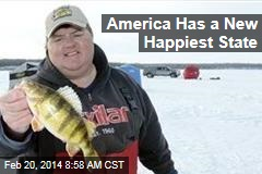America Has a New Happiest State