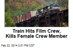 Train Hits Movie Crew, Kills Female Crew Member