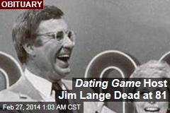 Dating Game Host Jim Lange Dead at 81