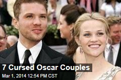 7 Cursed Oscar Couples