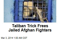 Taliban Trick Frees 10 Afghan Fighters
