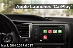 Apple Launches 'CarPlay'
