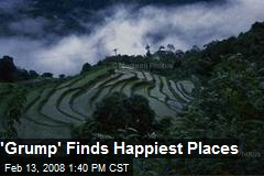 'Grump' Finds Happiest Places