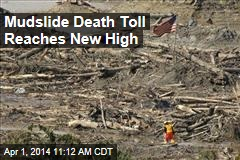 Mudslide Death Toll Reaches New High
