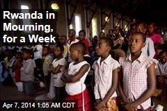 Rwanda Marks 20 Years Since Genocide