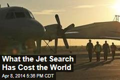 What the Jet Search Has Cost the World