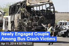 Newly Engaged Couple Among Bus Crash Victims