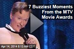 7 Buzziest Moments From the MTV Movie Awards