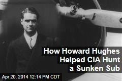 How Howard Hughes Helped CIA Hunt a Sunken Sub