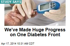 We've Made Huge Progress on One Diabetes Front