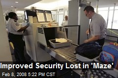 Improved Security Lost in 'Maze'